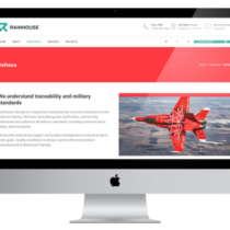 Rainhouse Defense Industry Page