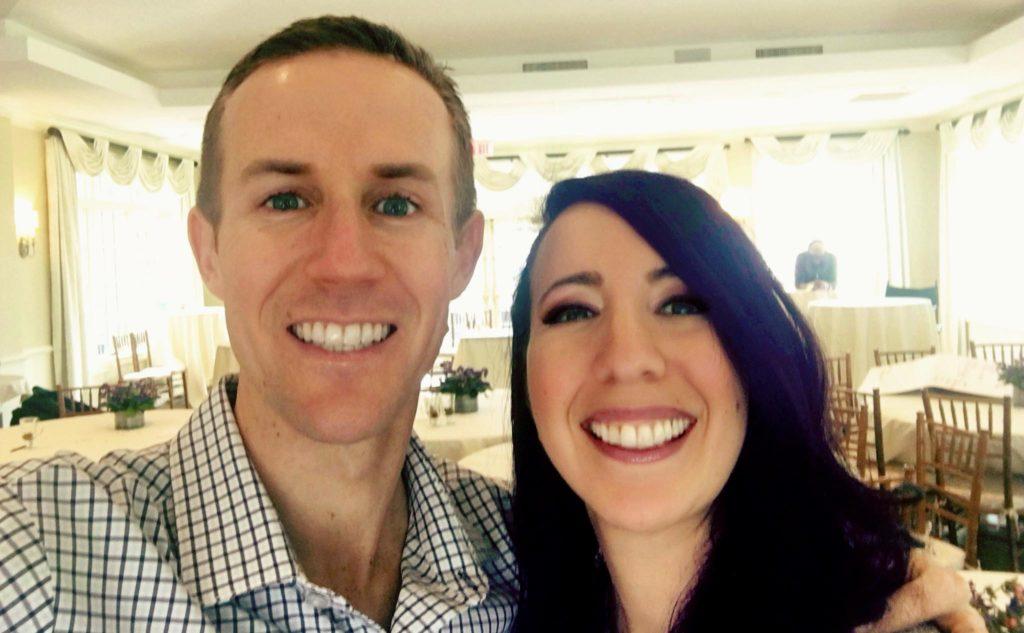 Asmaa Methqal & Jon Berghoff, Co-founder of Flourishing Leadership Institute